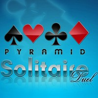 Pyramid Solitaire Duel